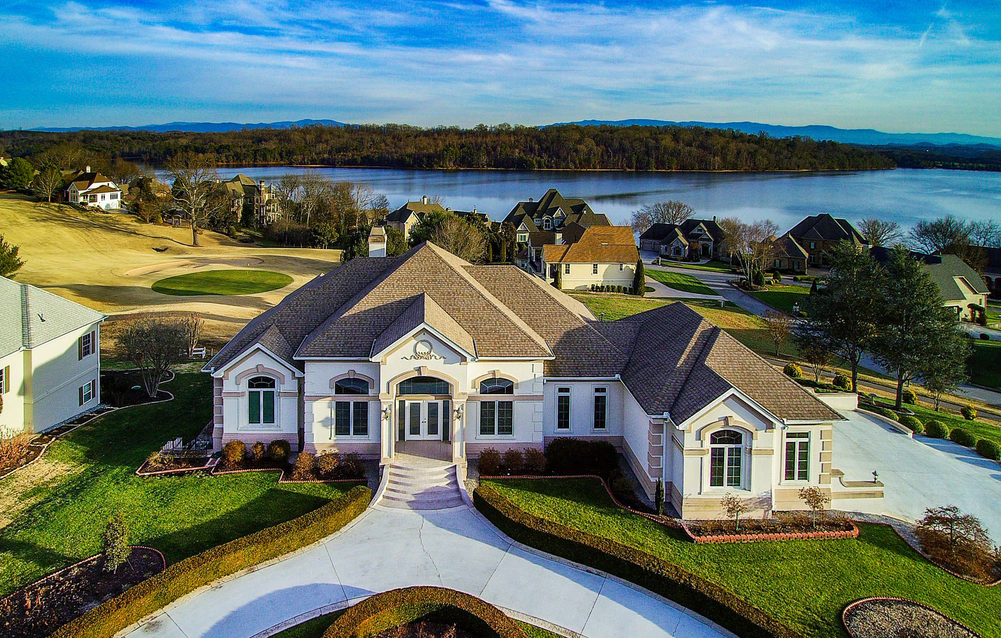 Welcome Home to 770 Rarity Bay Parkway!