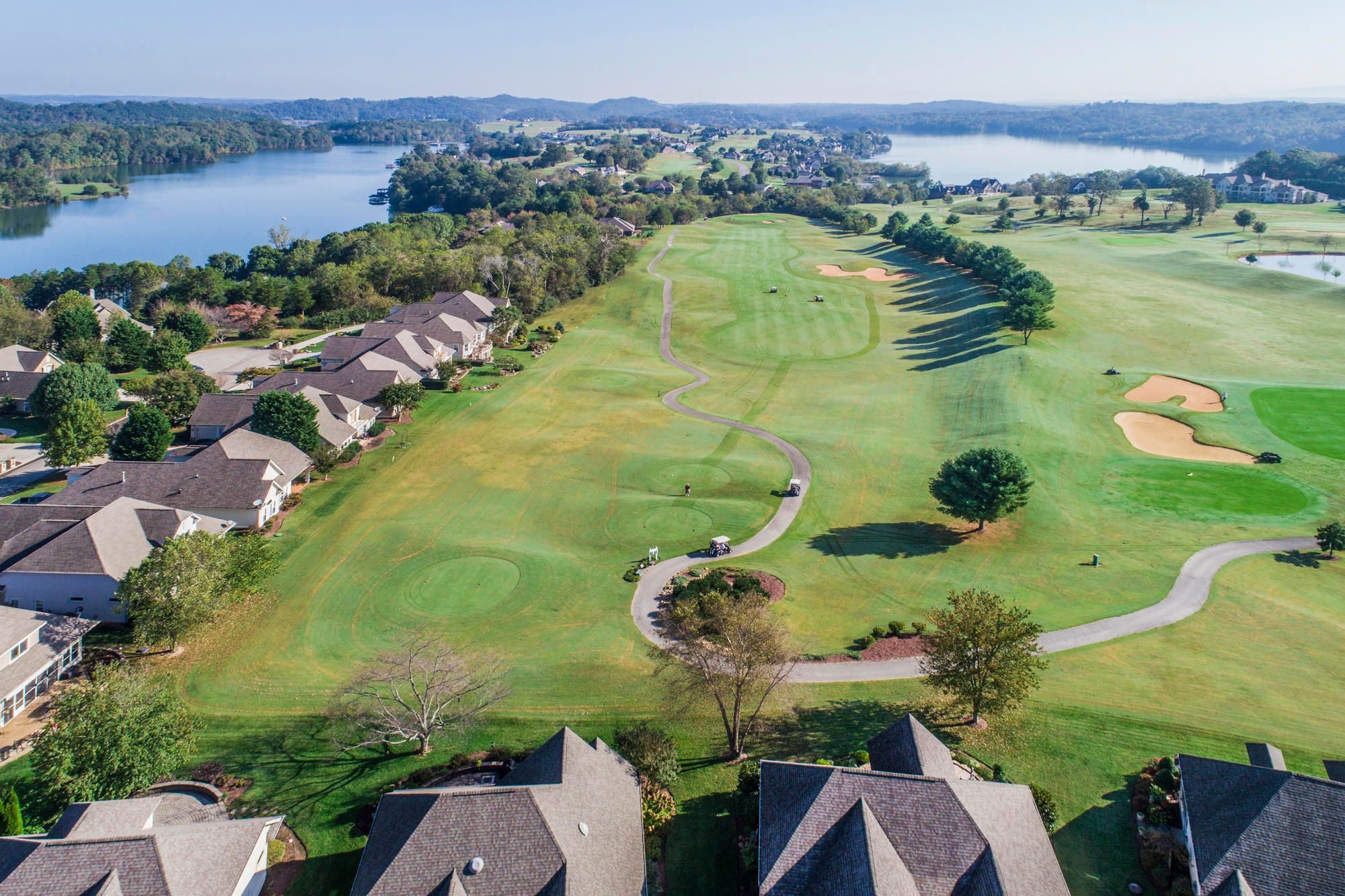 Rarity Bay Golf Course!