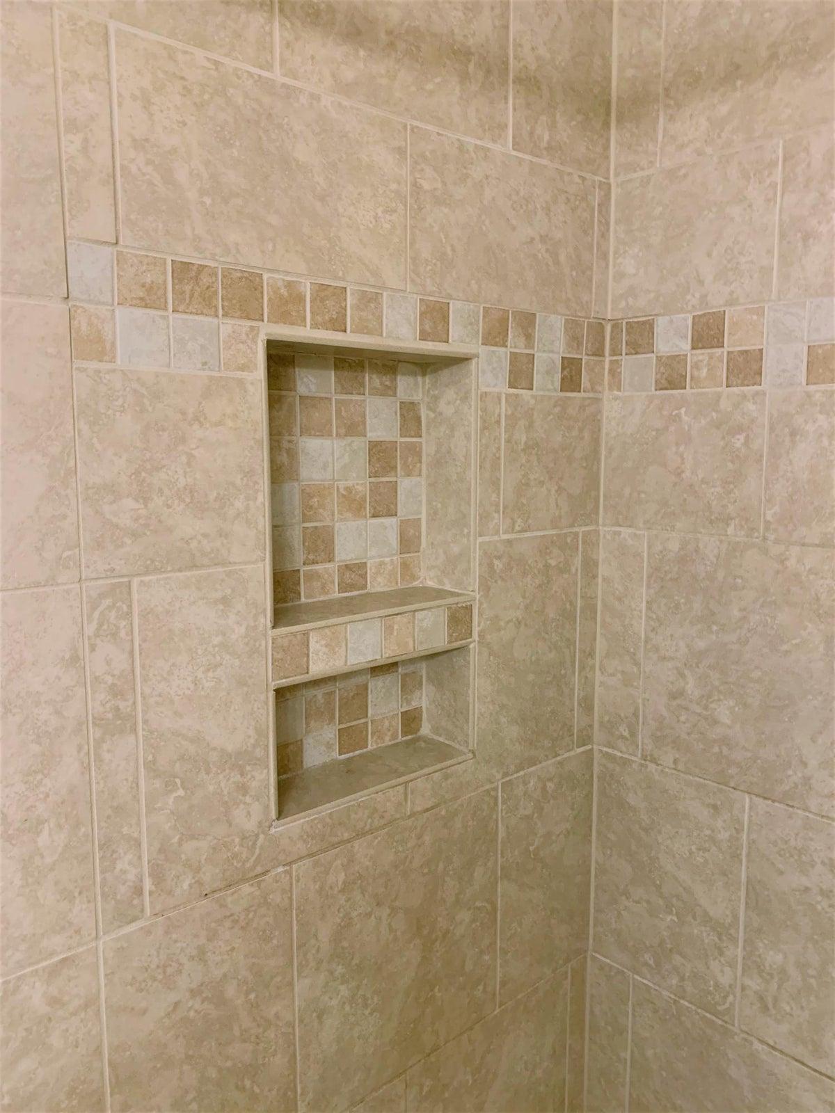 Custom Tiled Bathrooms