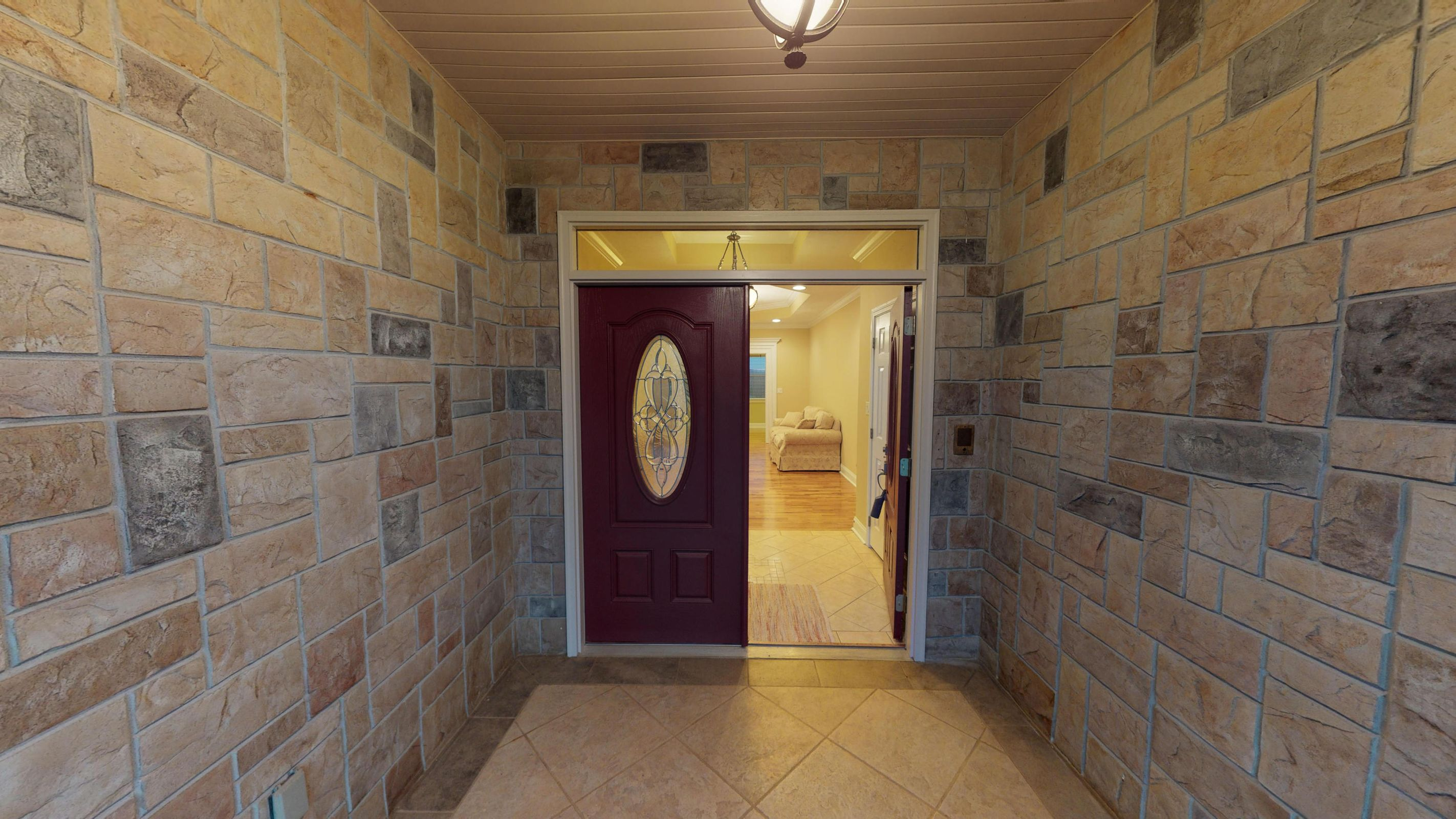 Front Door Foyer