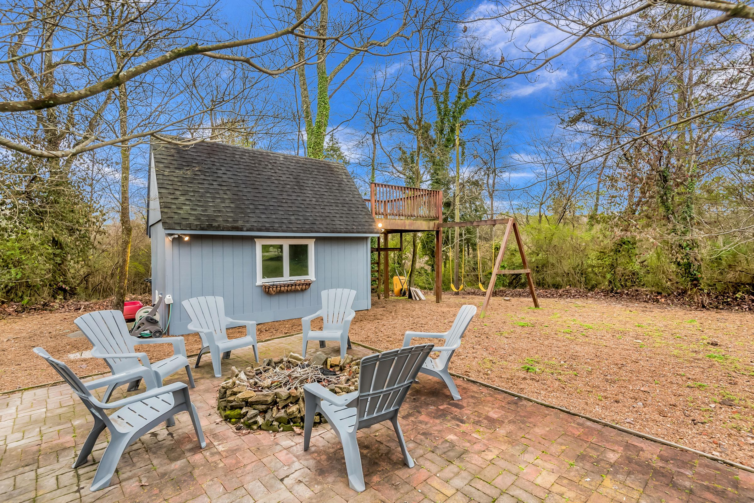 6612StoneMill-Playhouse:Garden Shed