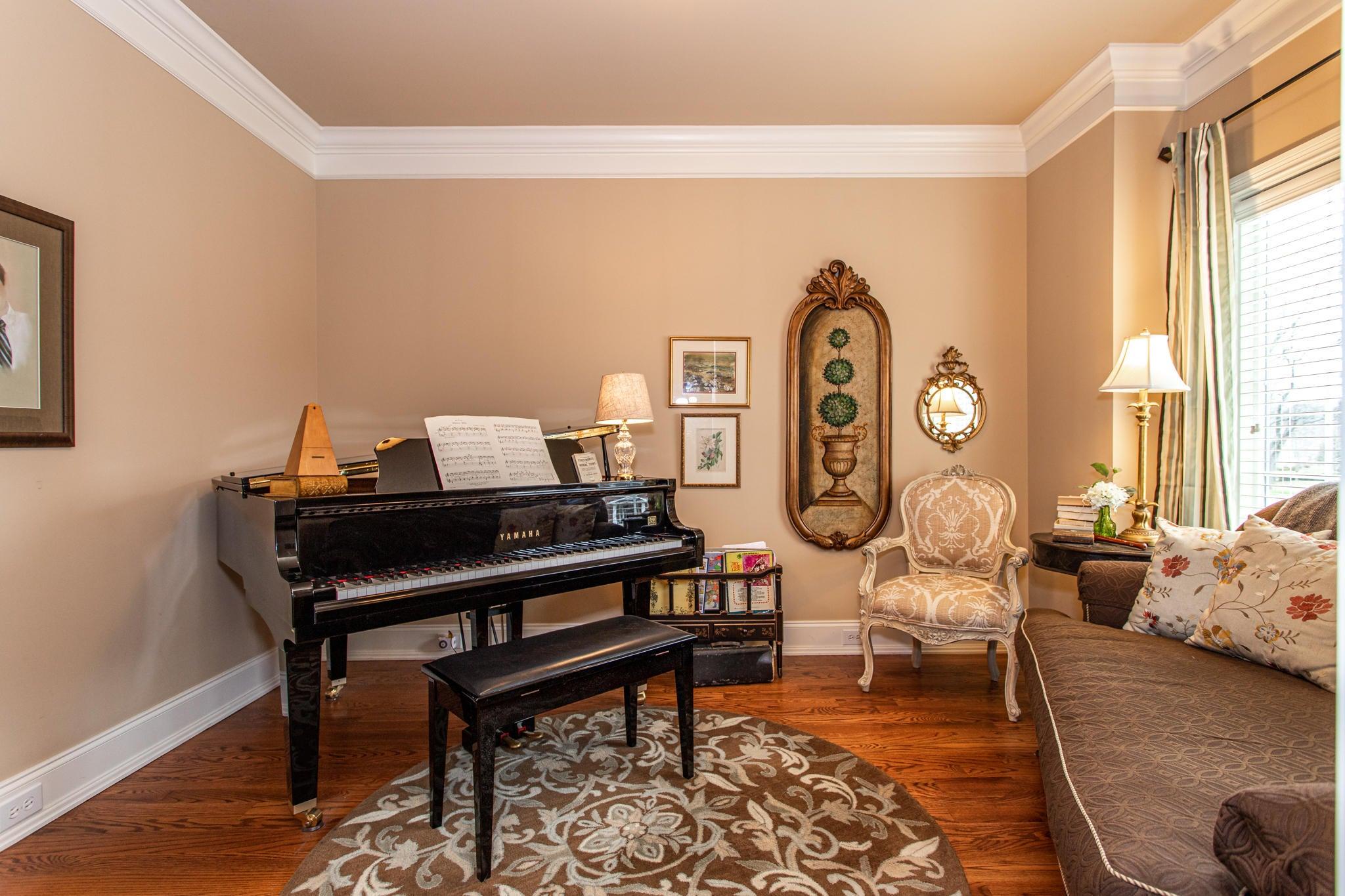 OFFICE/MUSIC ROOM/LIVING ROOM