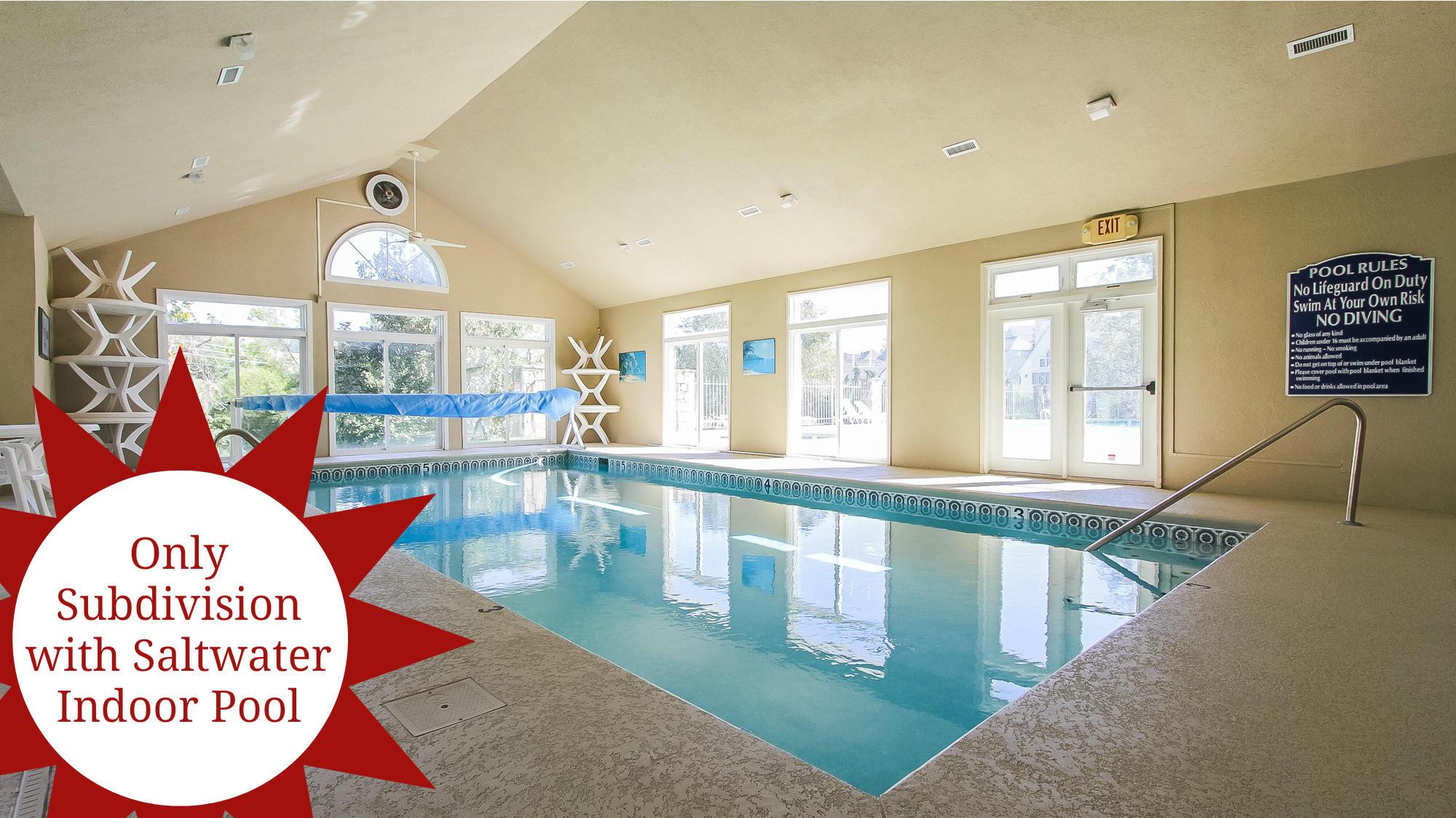 River Sound Indoor Pool