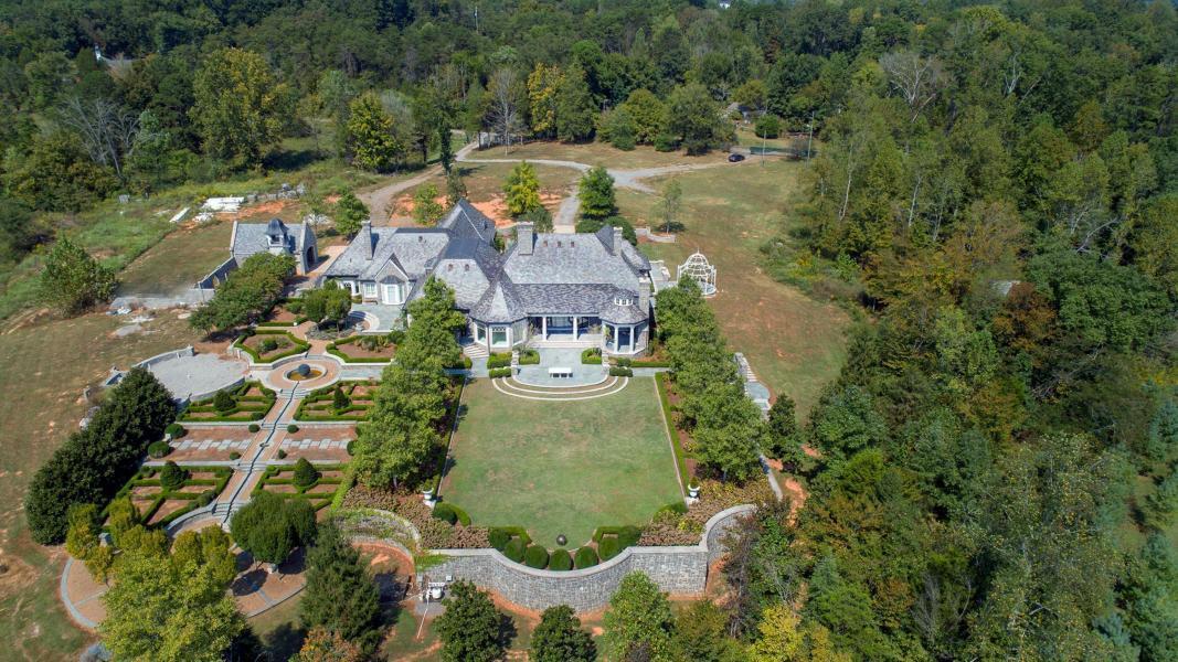 Bellamont aerial