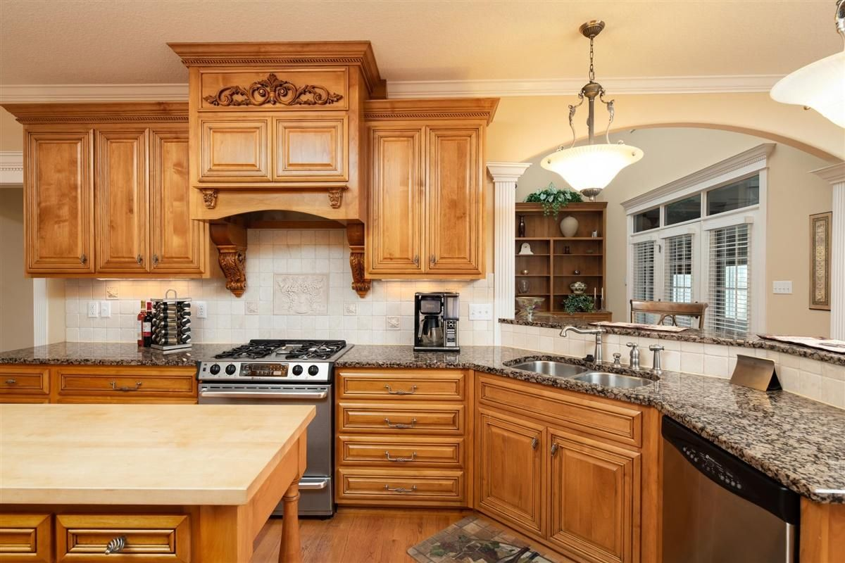 Showcase Kitchen with Wildwood Cabinets