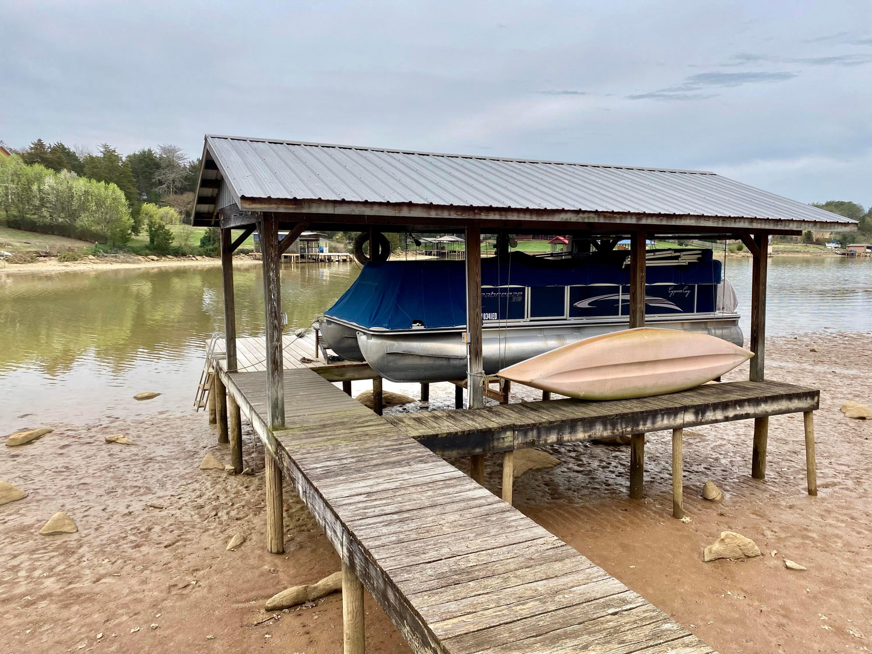 Boat Dock & Electric Lift