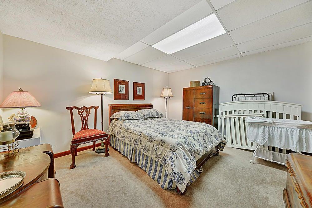 Bedroom #5 (no window) in Basement