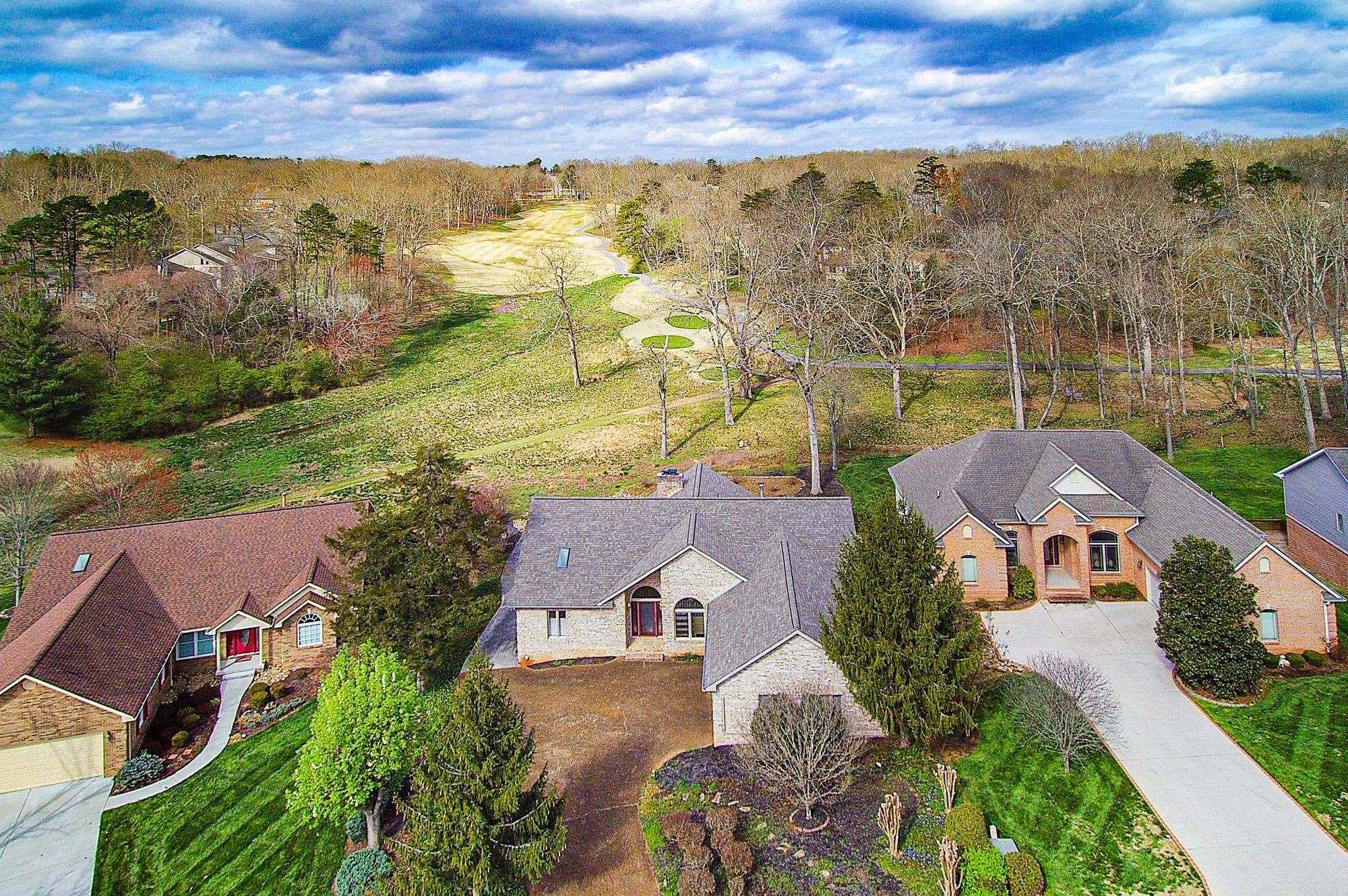 Fabulous Golf Front Location!
