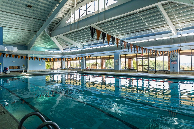 Wellness Center Pool!