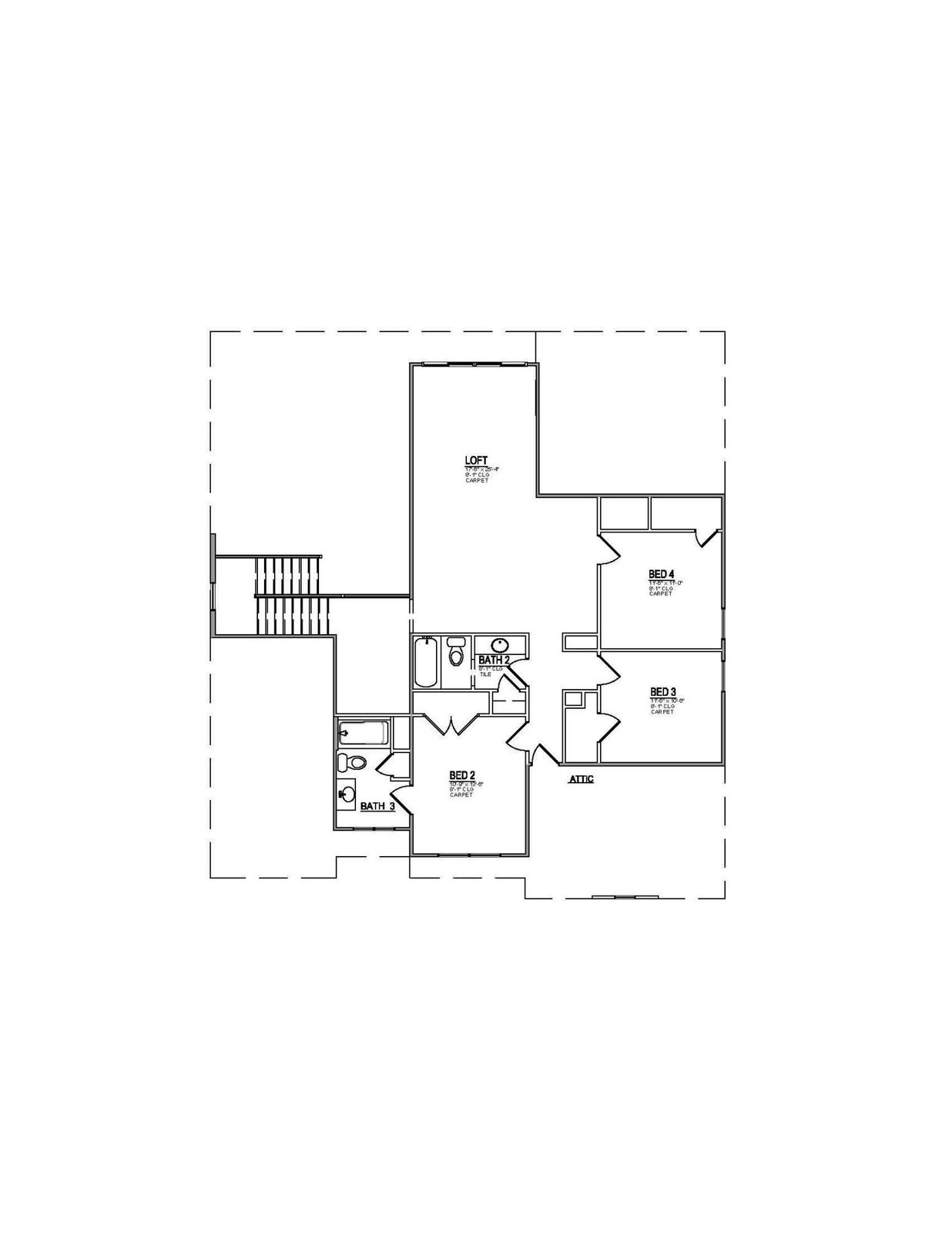 HHALL45 - MARKUPS-2ND FLOOR