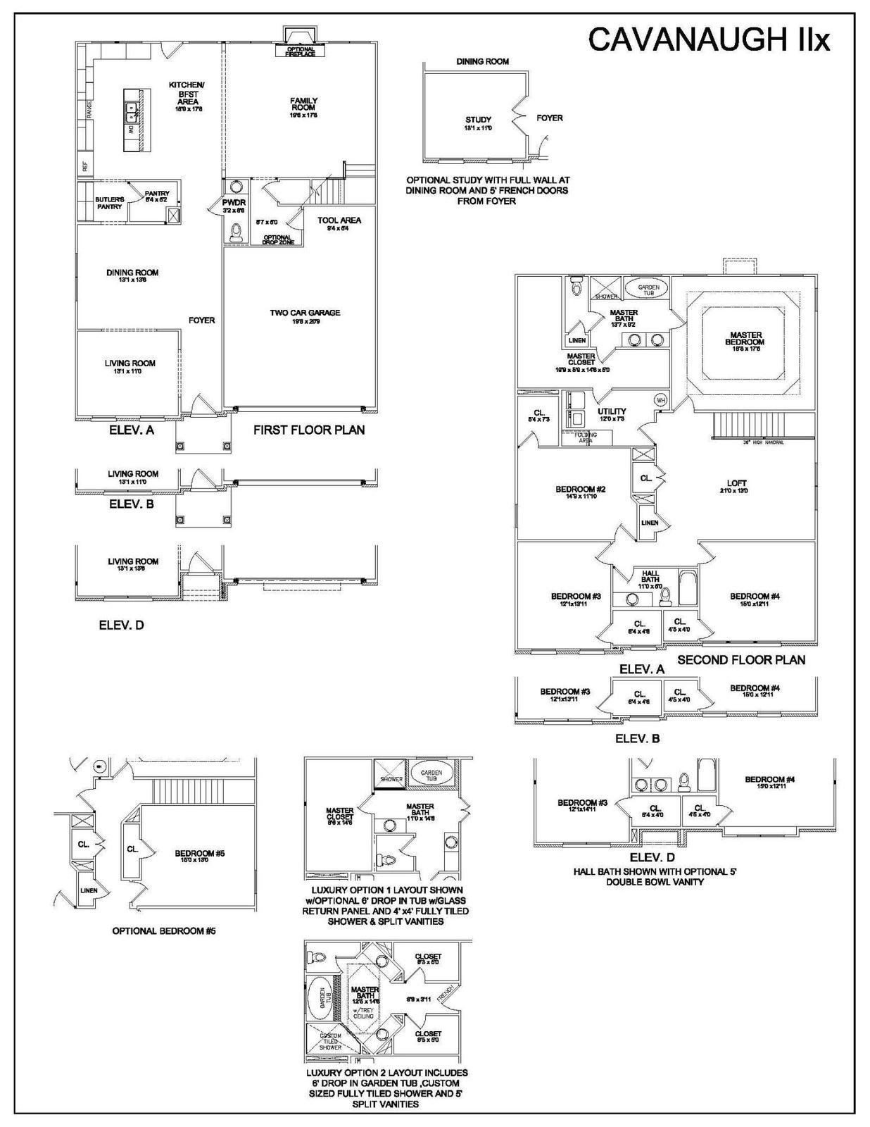 Cavanaugh IIX Revised Floorplan 1.02.19