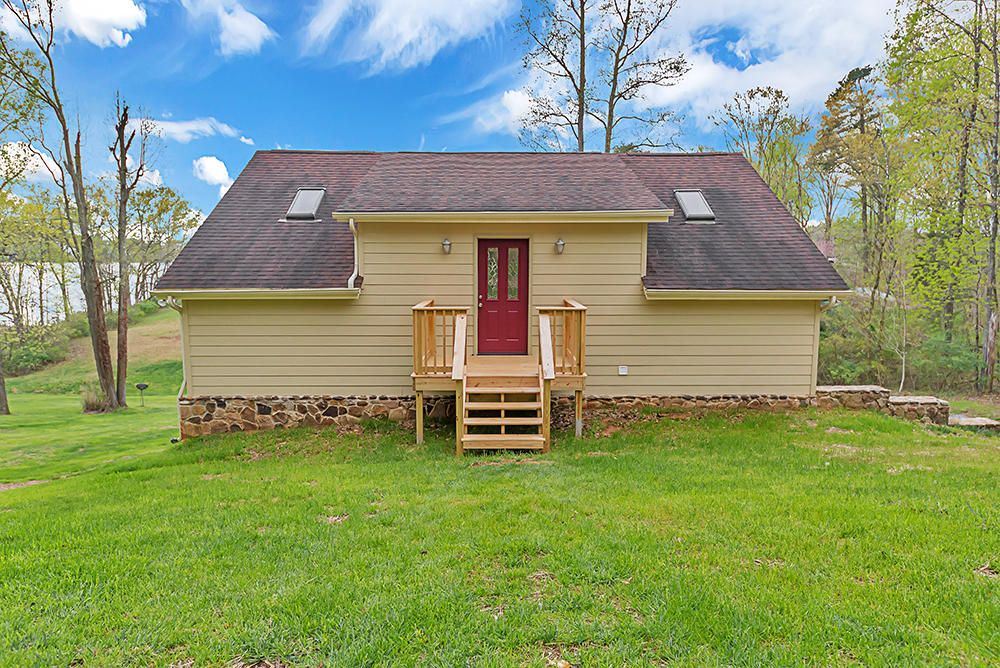 Smaller Home on Property