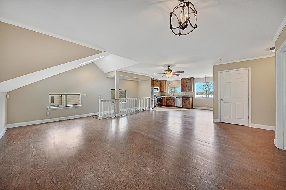 Interior of Smaller Home