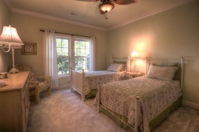 lower guest suite