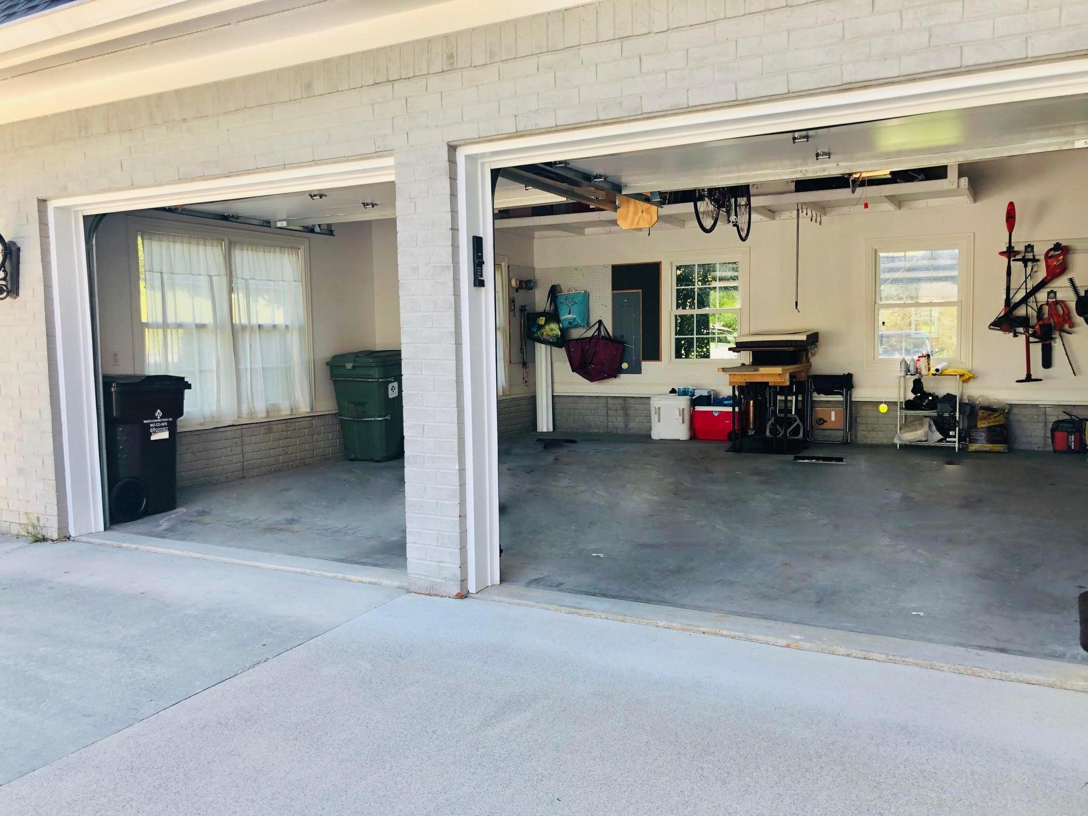 Main Level Garage