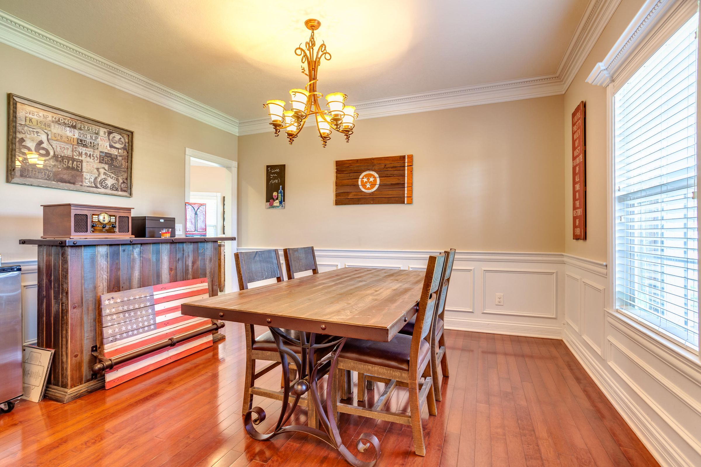1151 Paxton Drive - Dining