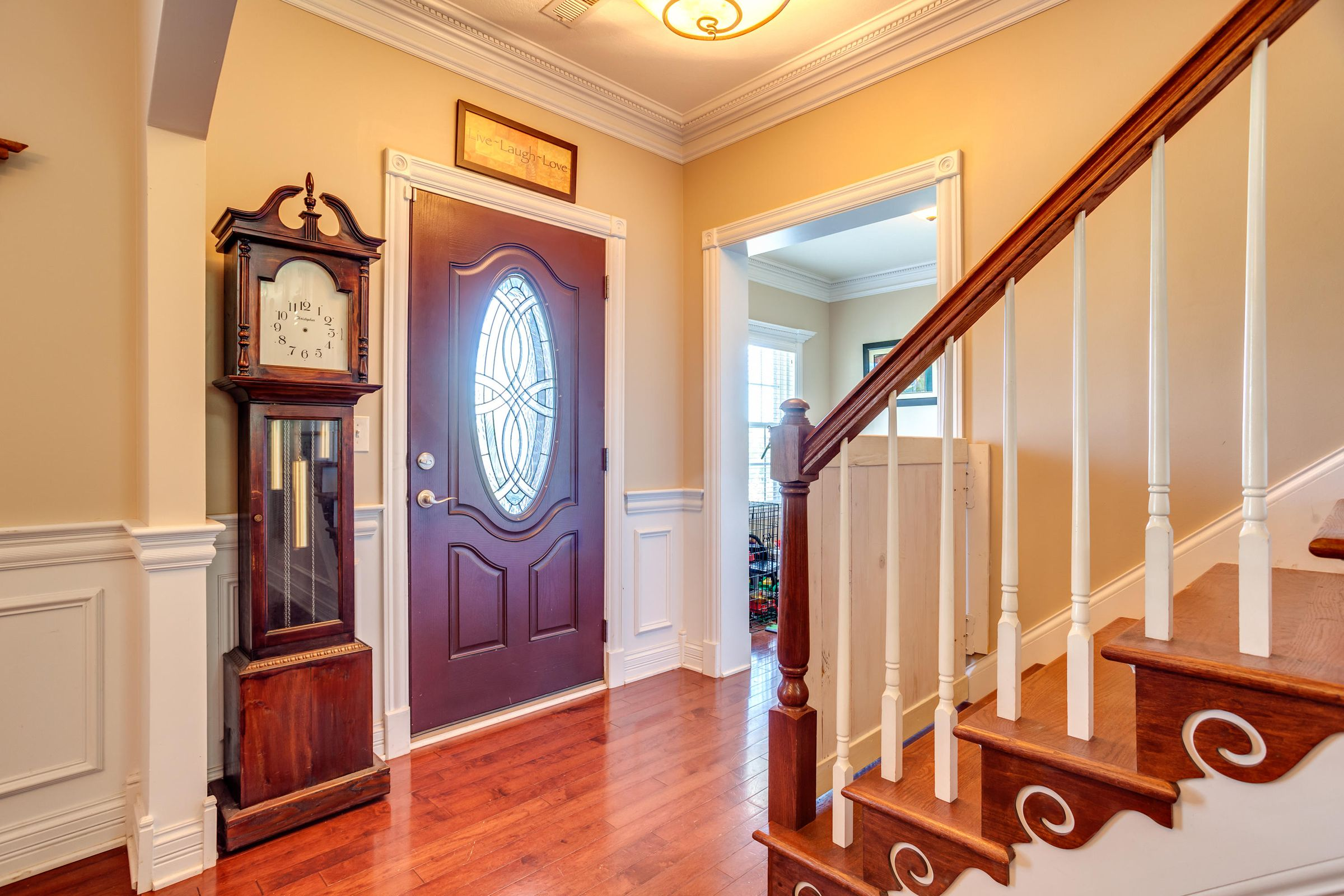 1151 Paxton Drive - Entry