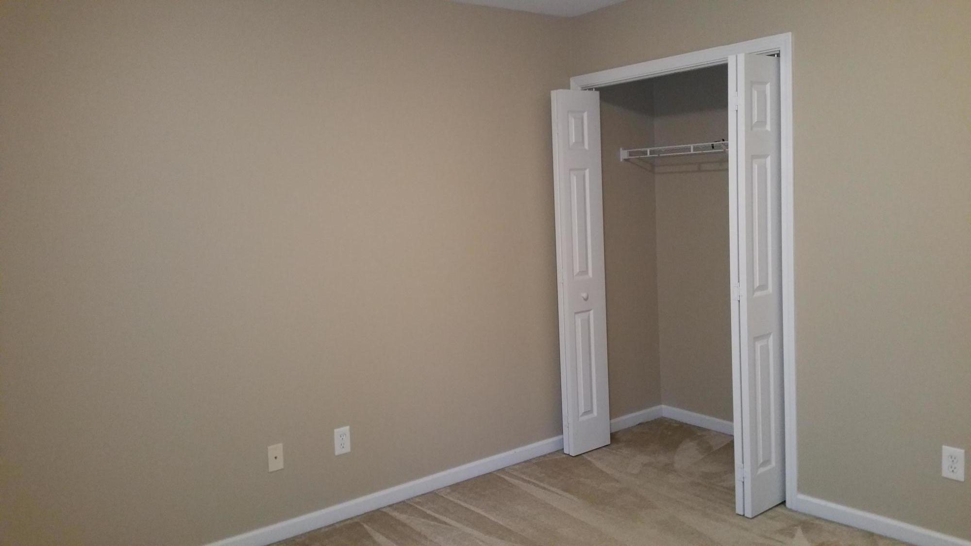 Rear Guest Bedroom Closet
