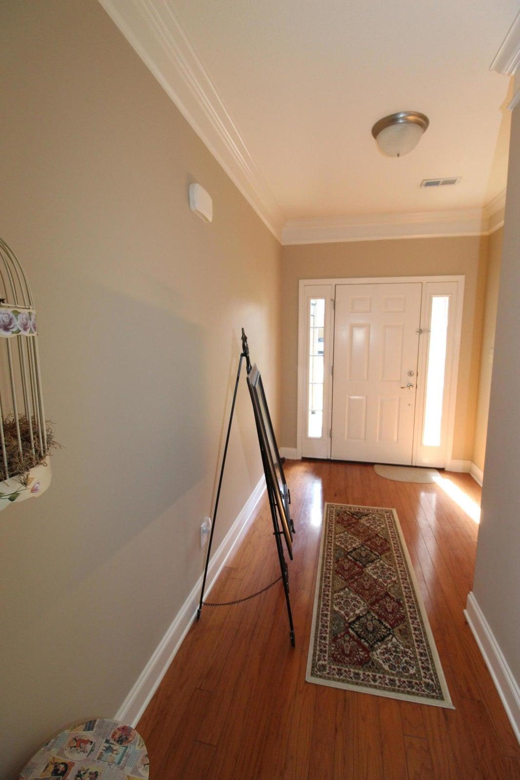 Large Foyer entrance
