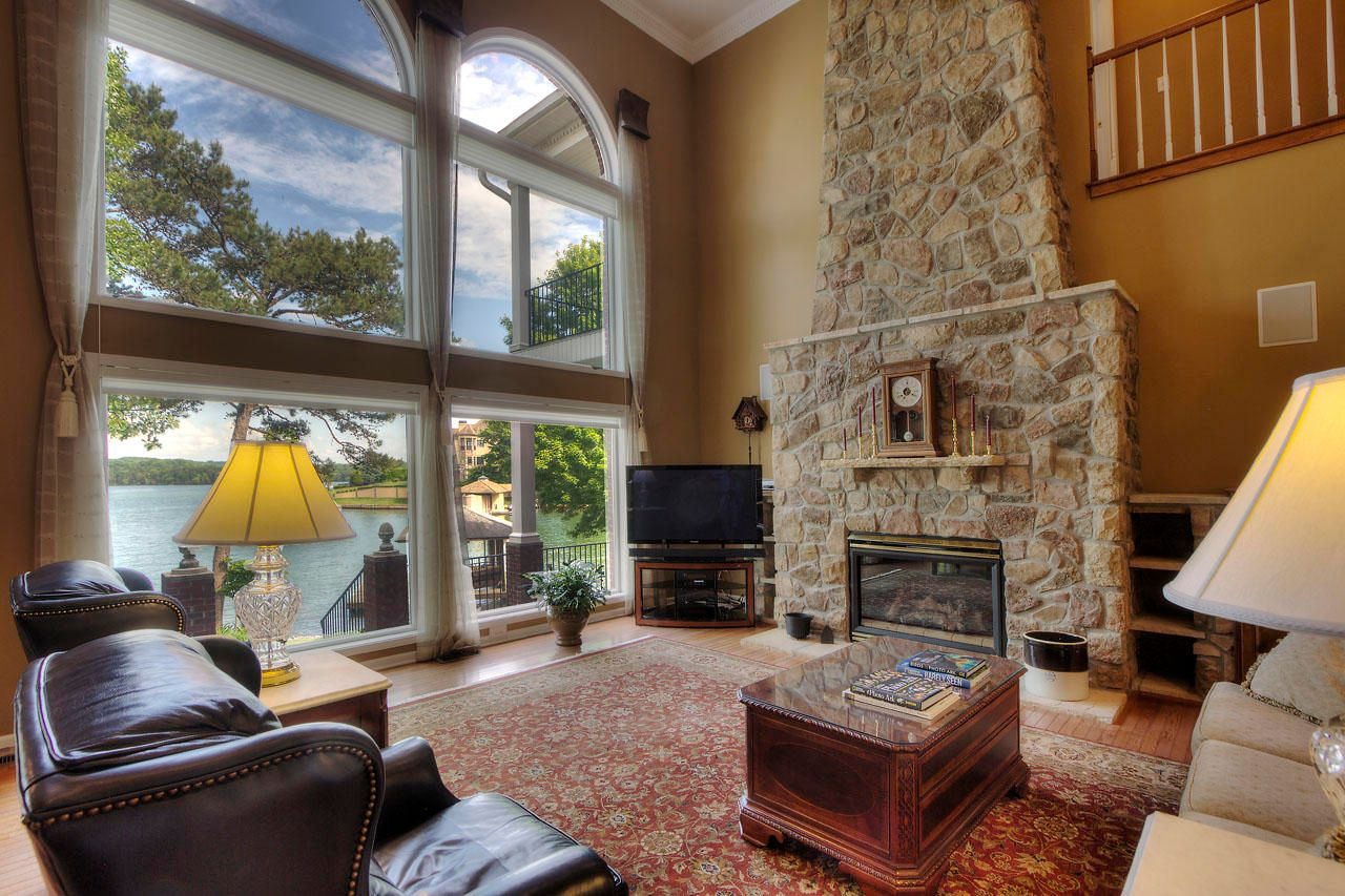 3 Great Room Fireplace