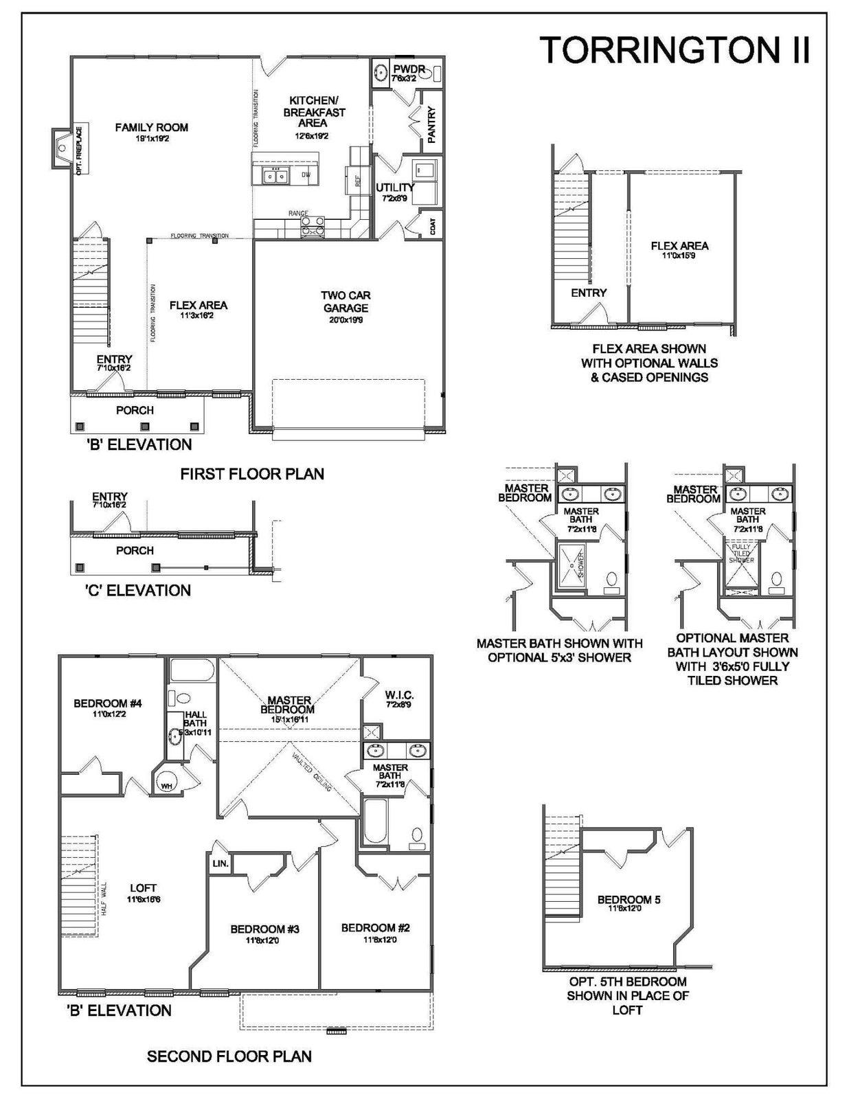 Torrington II Plan