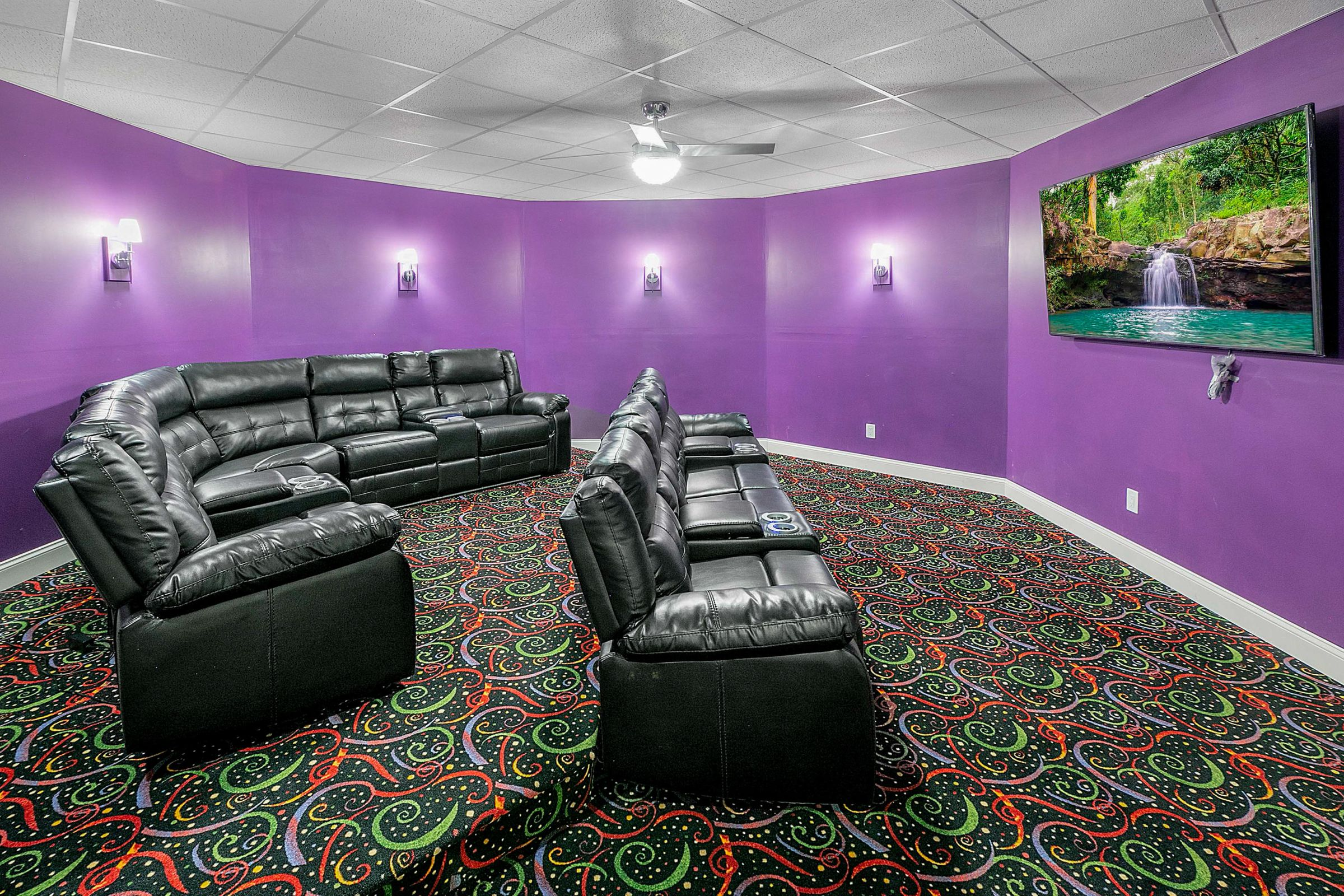 Lower Level Theater