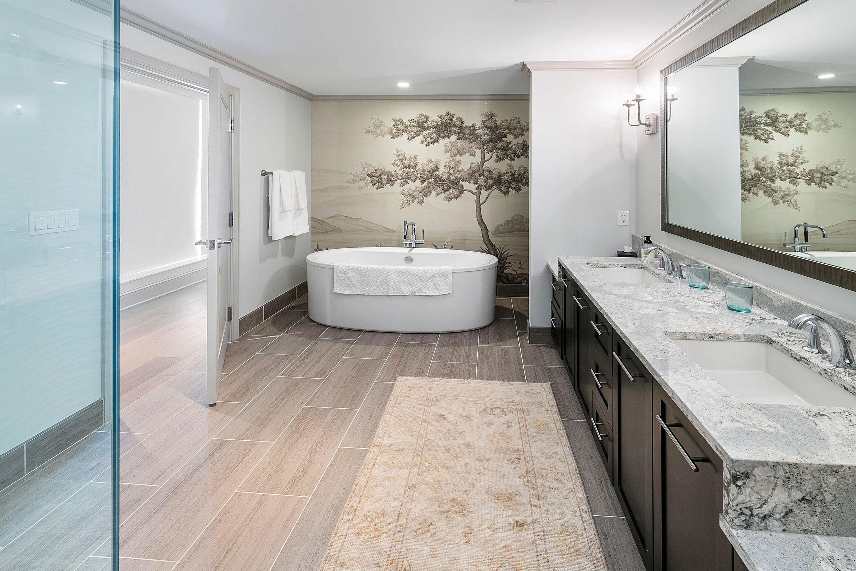 Master Bath from shower vantage