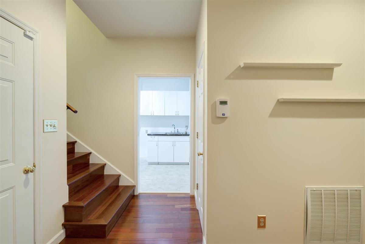 Stairway to Bonus Room