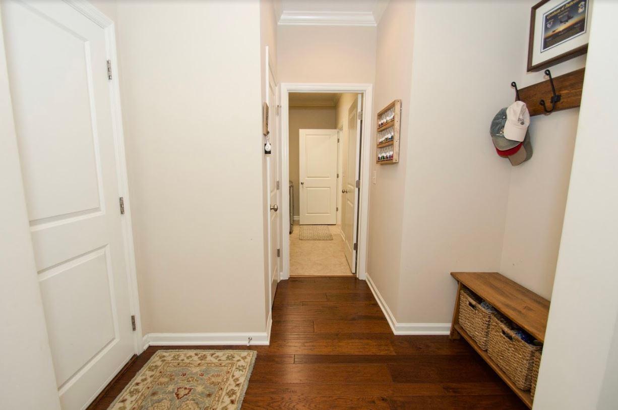 Dunlin - Hallway