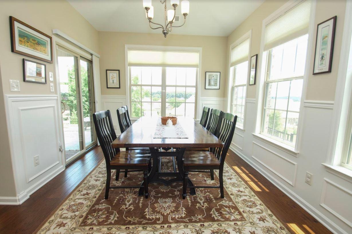 Dunlin - Dining Room