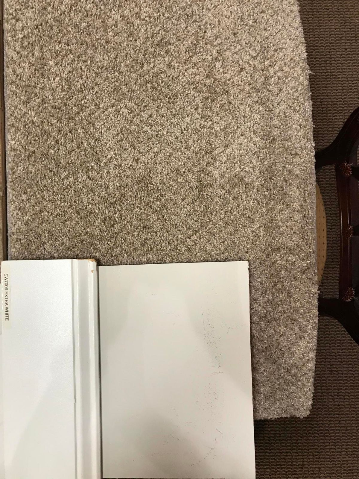 VIN178 Carpet, Wall and trim colors