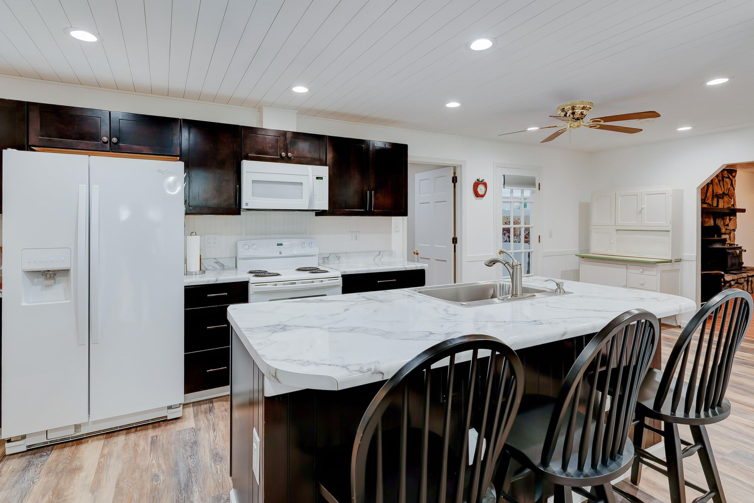 Remodeled Kitche