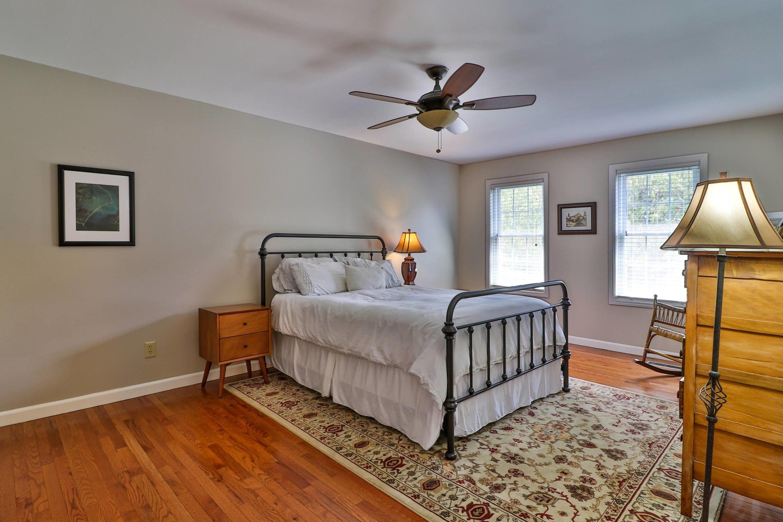 Master Bedroom Upstairs Hardwood floors