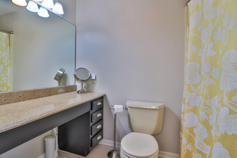 Master Shower - Vanity Area