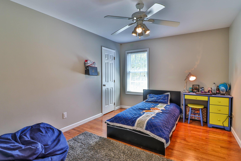 Bedroom #2 - Hardwood Floors