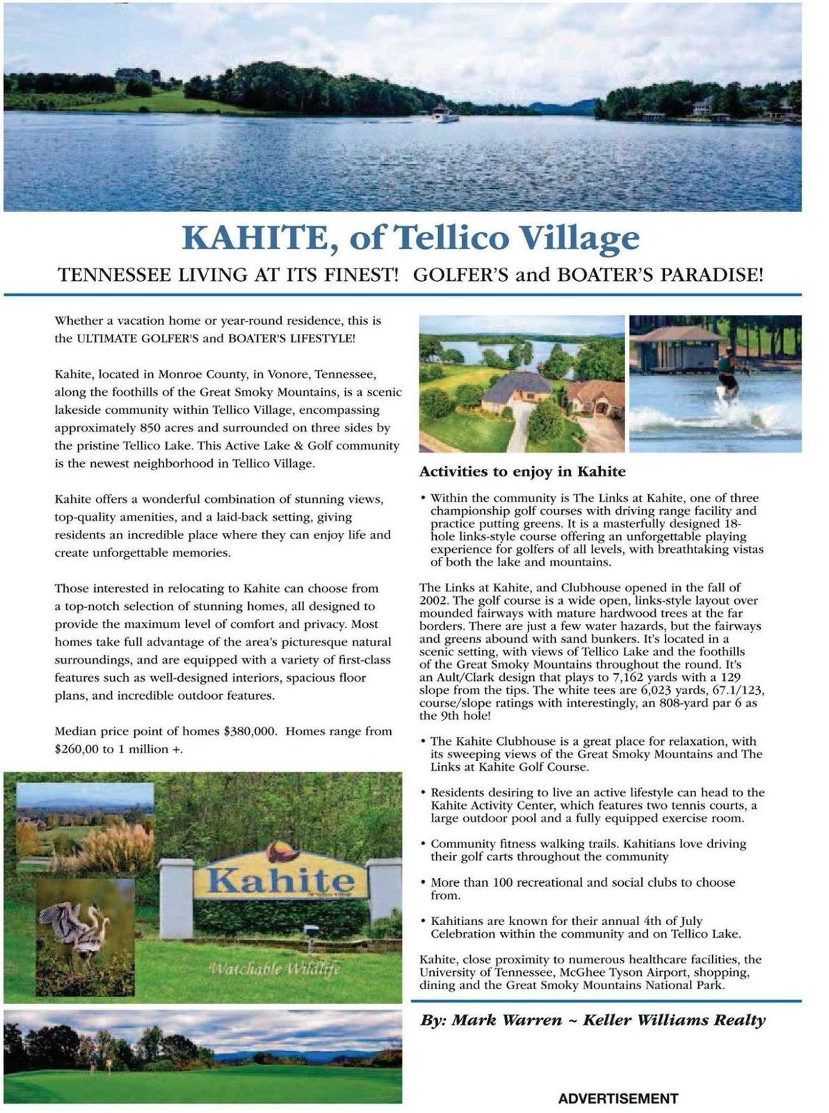 Lake Community