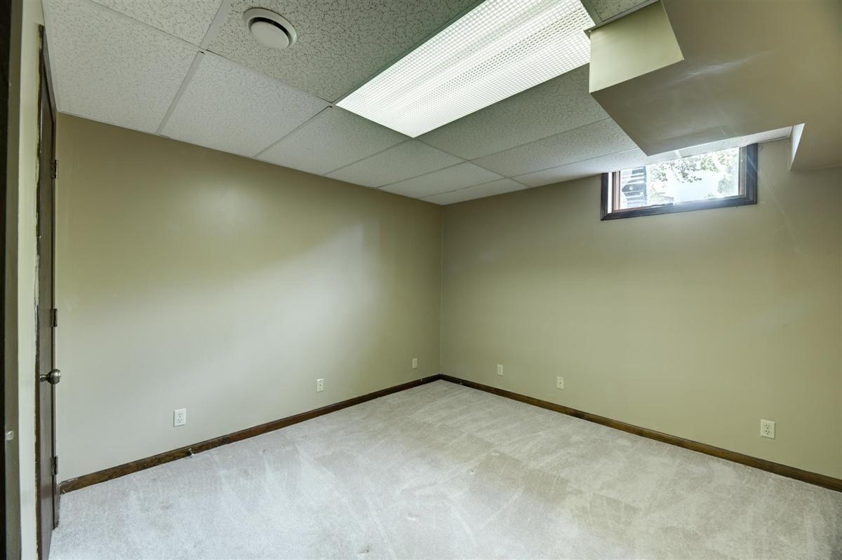 Basement Office/BR
