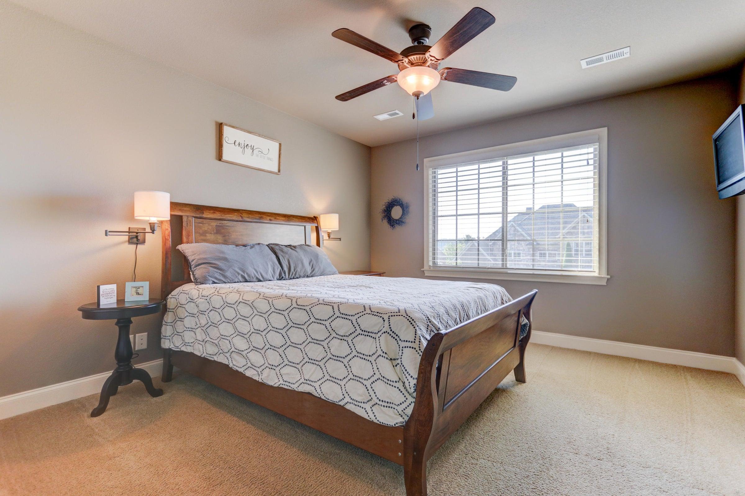Bedroom 2 - Up