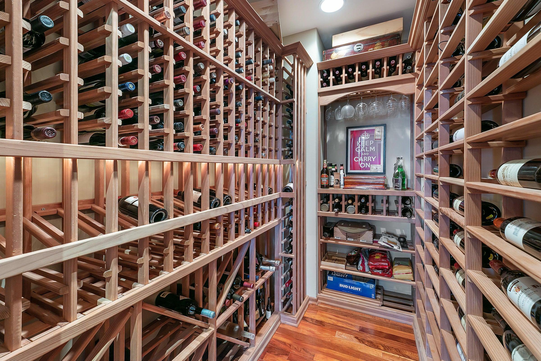 300 bottle Wine Cellar