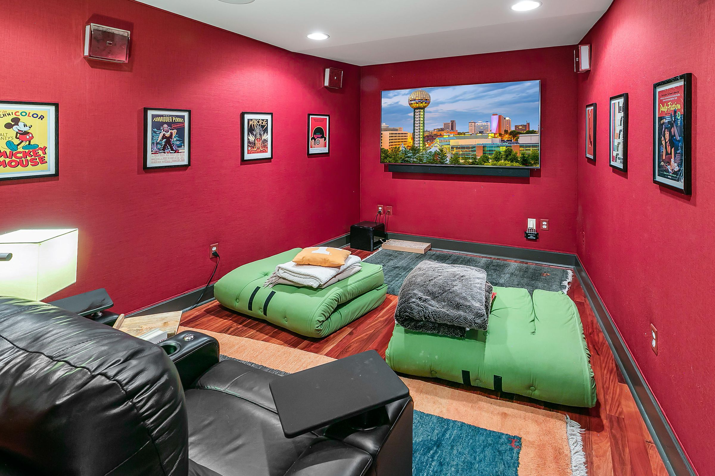 Private Theater Room