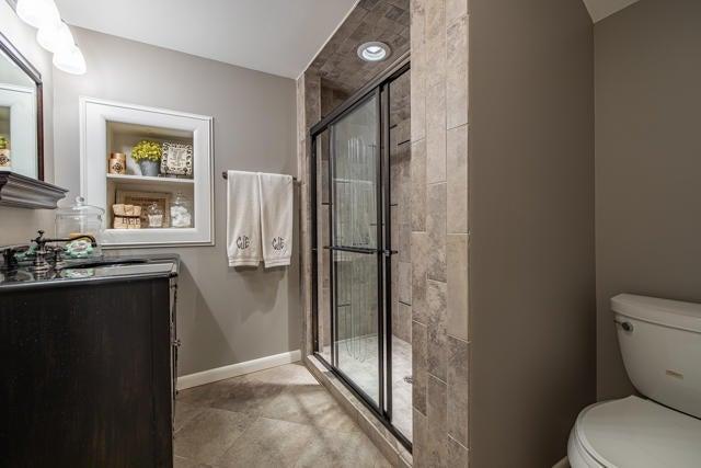 Updated Hall Bath Upstairs