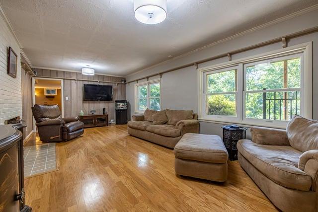 Daylight Basement Family Room