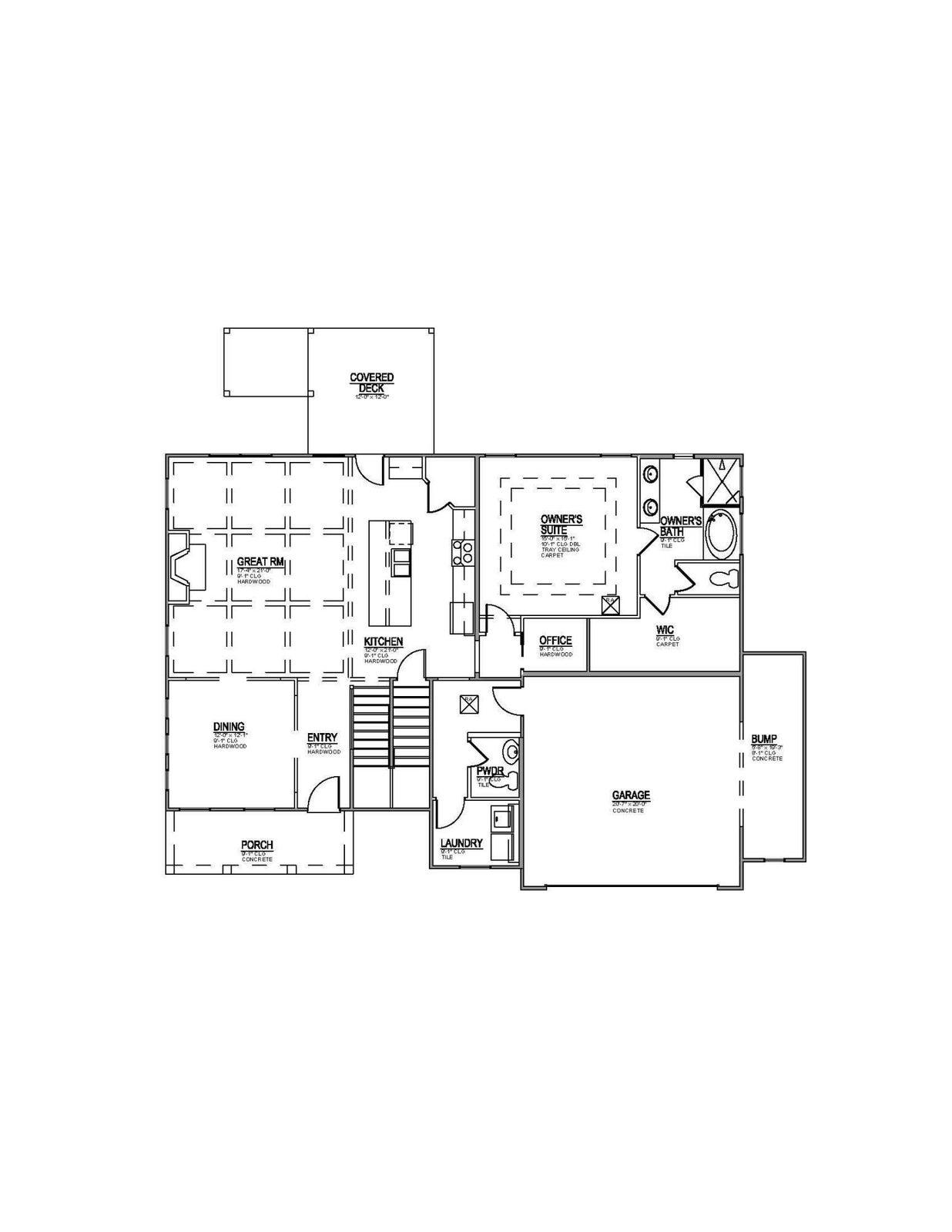 HHALL46 - MARKUP-1ST FLOOR