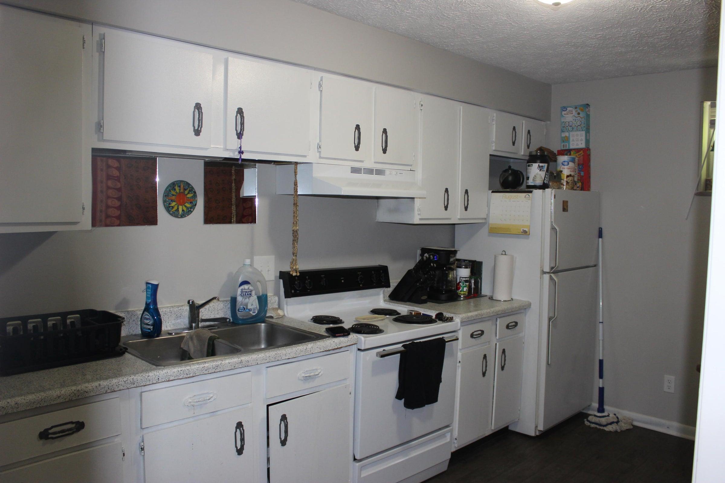 Dahlia Occupied Kitchen