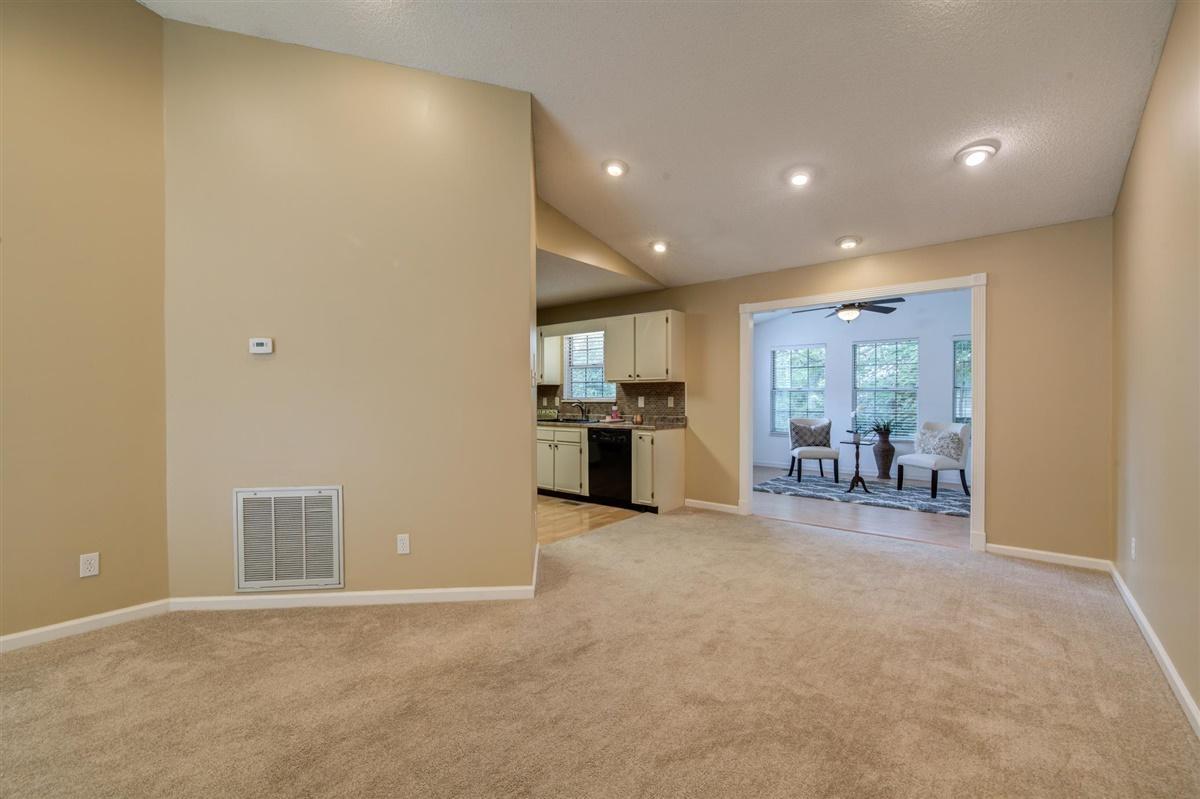 Living Room toward Sunroom
