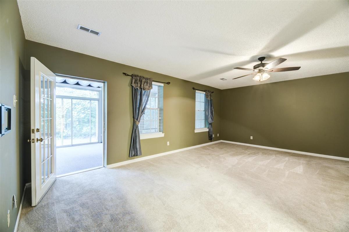 Basement level Owner's Suite