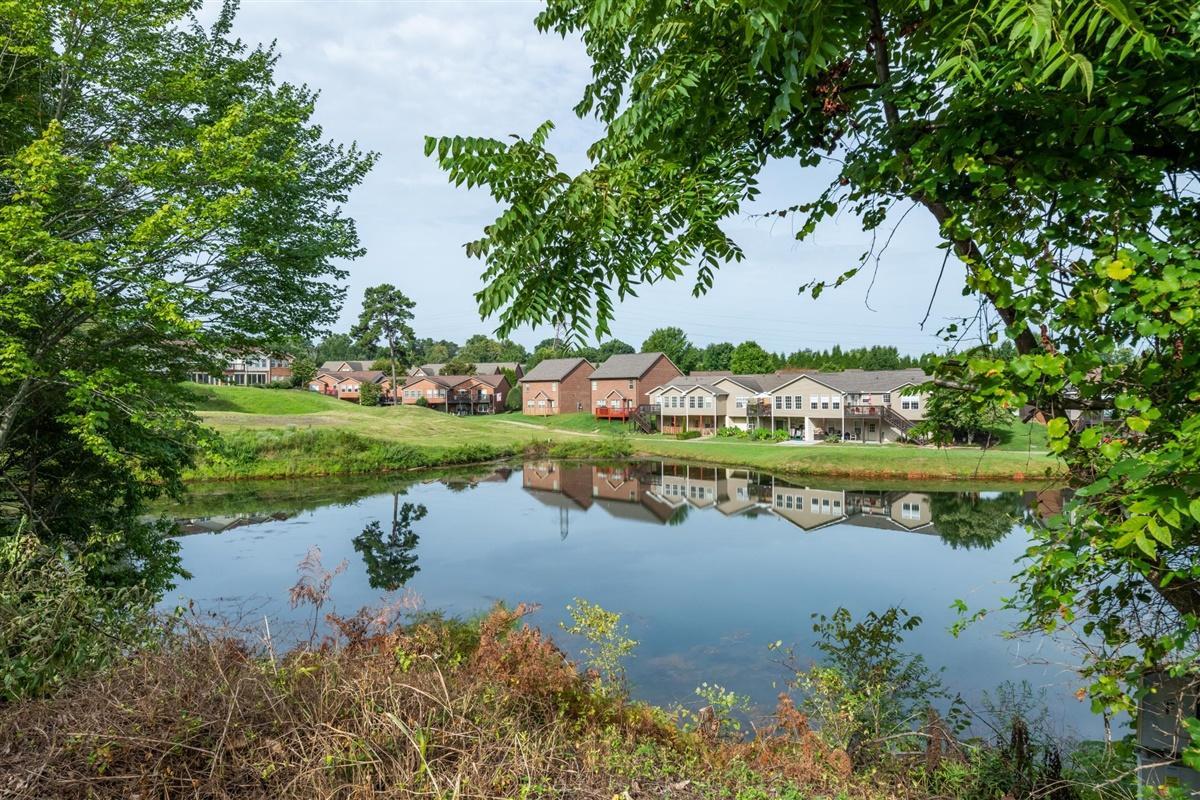 Overlooks the Pond