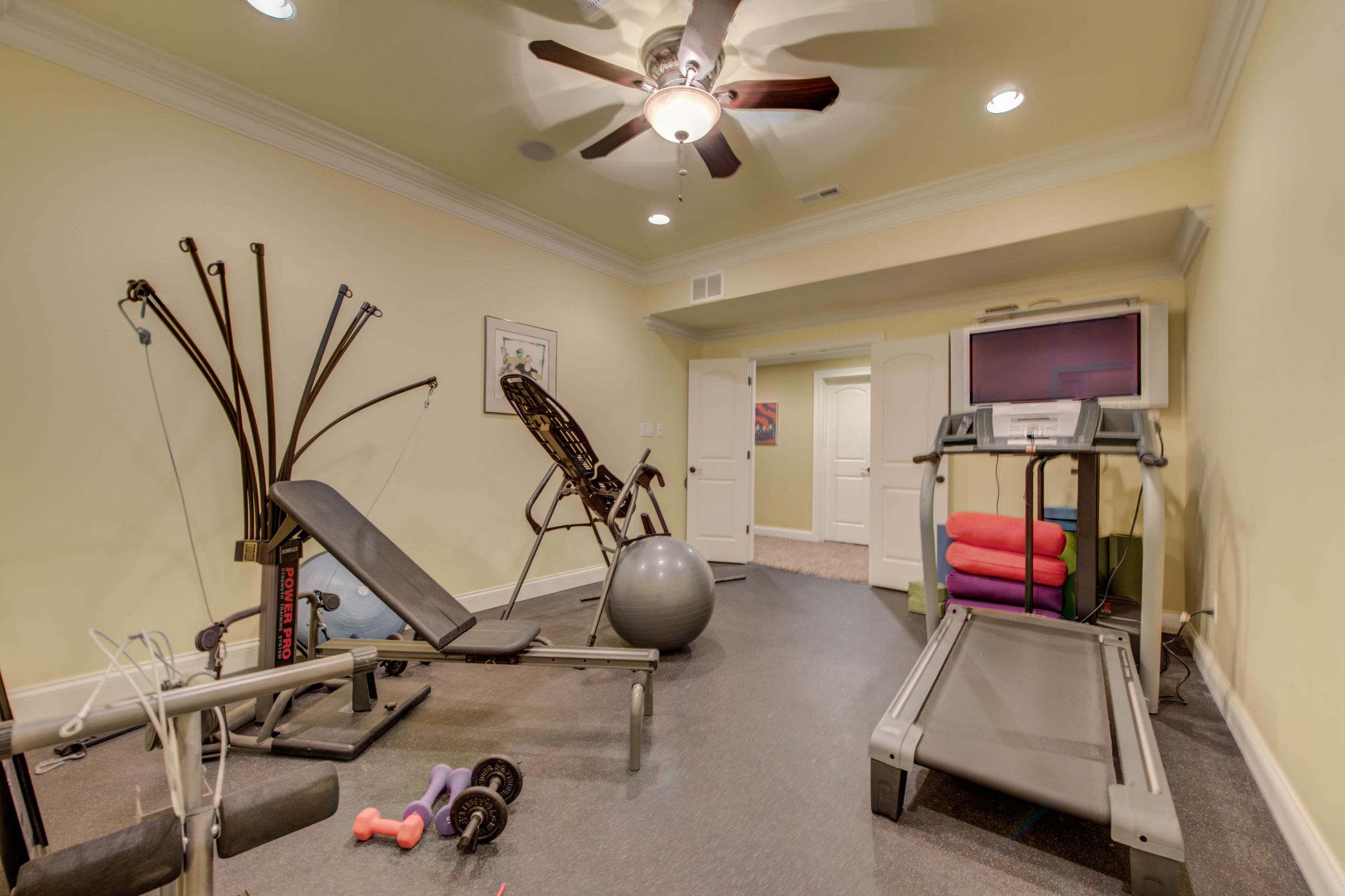Exercise/Flex Room
