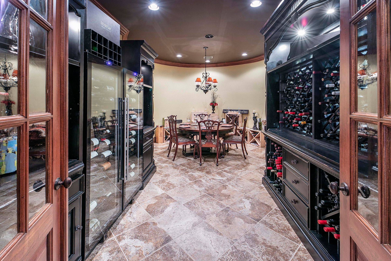 LL wine area