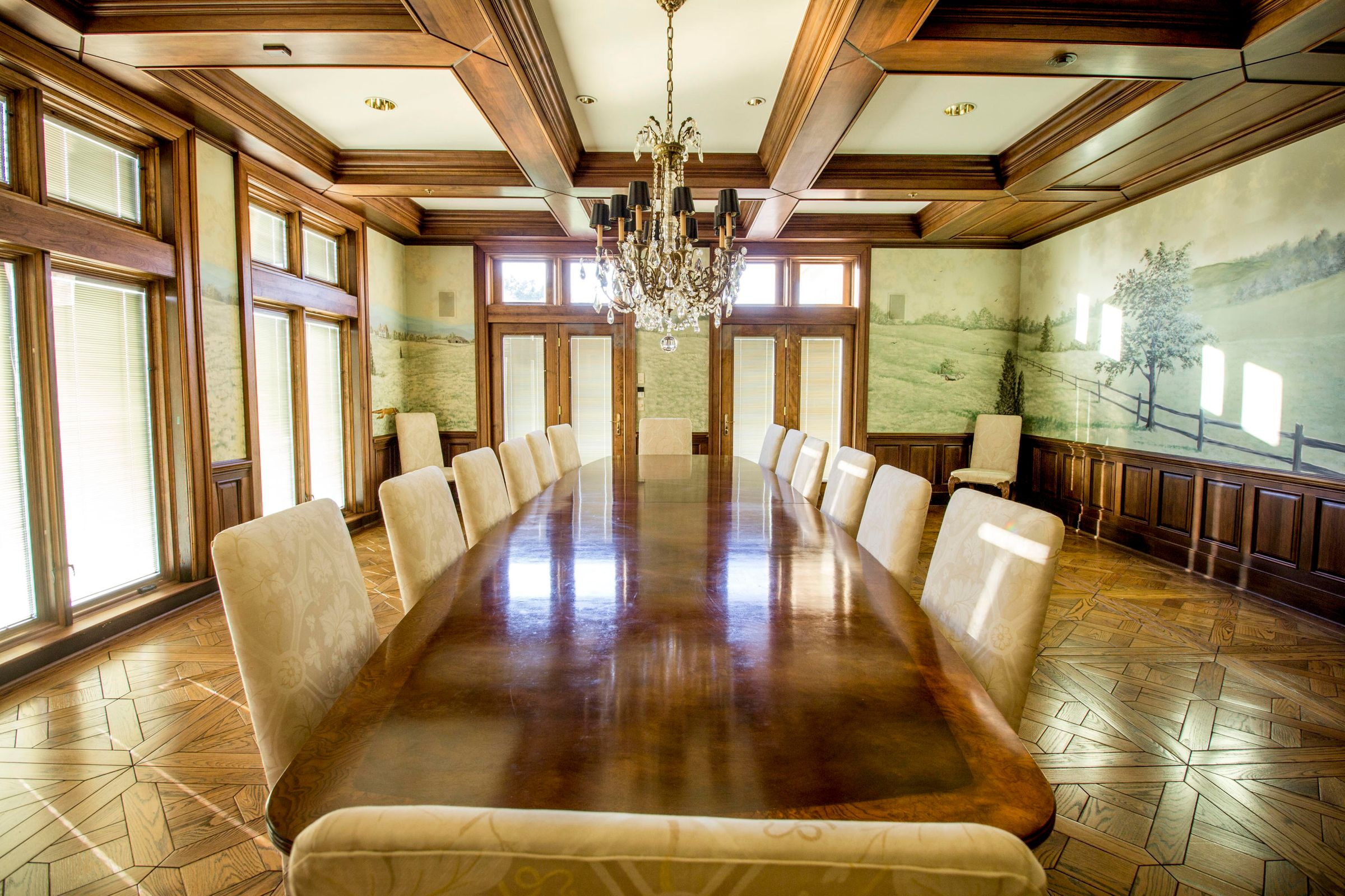 Formal Dining Room - Main Level